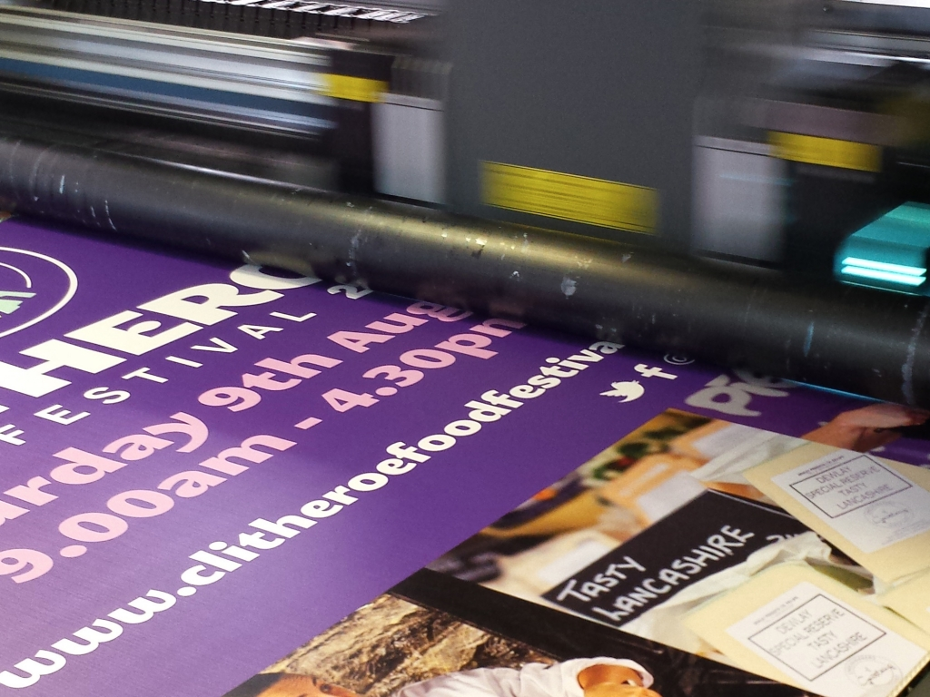 Poster Printing Service