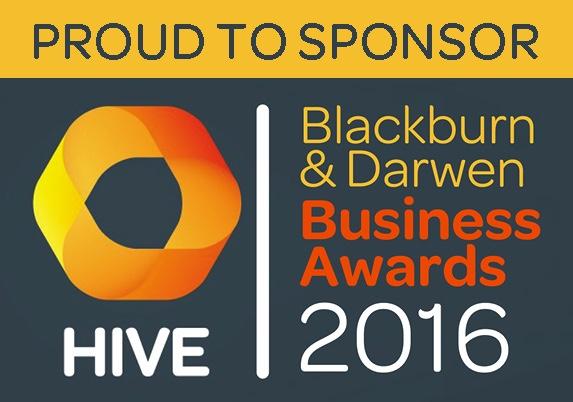 Proud to sponsor Hive Business Awards 2016
