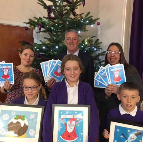 Christmas Card Design Competition